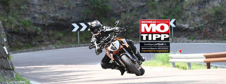 SportAttack 4 'beste koop' volgens motormagazine MO
