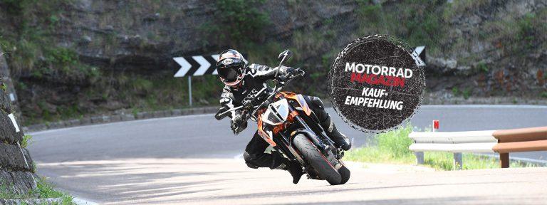 Motorrad Magazin zet SportAttack 4 op één in 'blinde' test